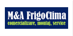M&A FRIGO CLIMA - Instalatii de climatizare - Aer conditionat - Instalatii termice si sanitare