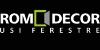 ROM DECOR - Ferestre, uși și închideri terasate