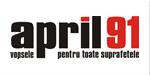 APRIL 91 - Vopsele auto, vopsele decorative, vopsele industriale