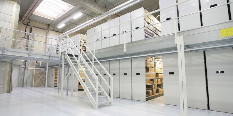 Depozitare materiale de constructii