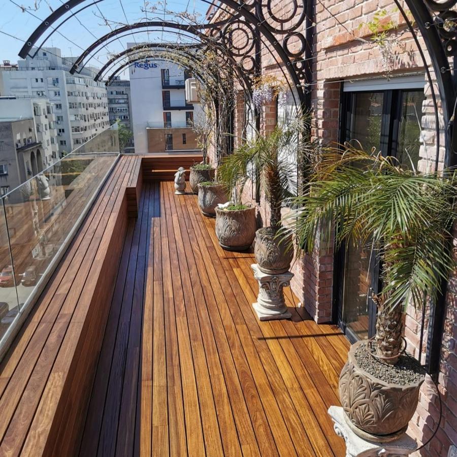 Deck Padouk