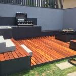 Pardoseli exterior - Deck