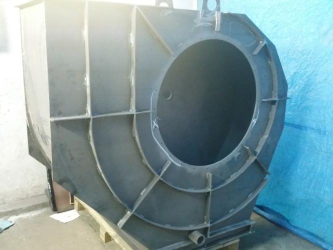 Aplicare polimeri ceramici - ventilatoare