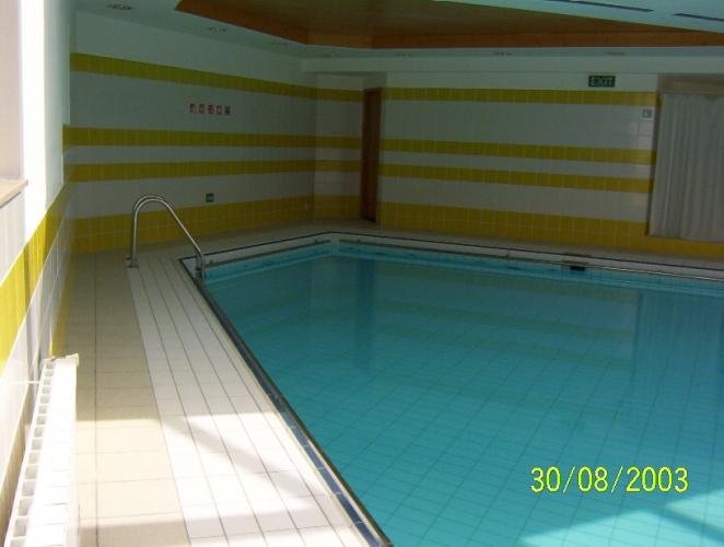 Încălzire piscină Hotel Câmpina