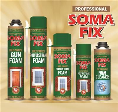 Spuma poliuretanica Somafix