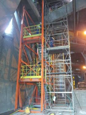 Constructii industriale