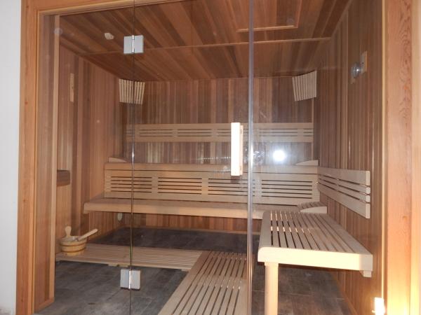 Saune din lemn