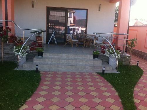 Balustrade inox pentru terase