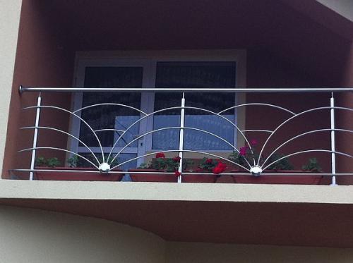 Balustrada inox
