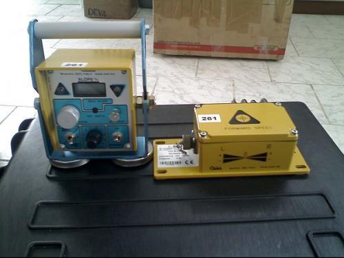 Vânzare instalație de nivelare automată transversal /longitudinal