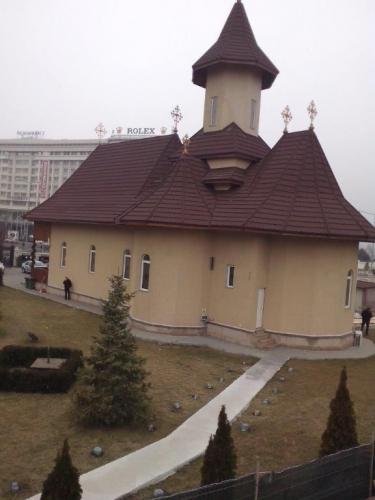 Acoperis Decra Octava Mocha - Paraclisul Catedralei Mantuirii Neamului