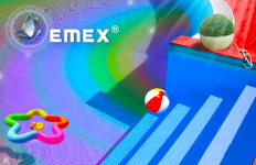 Vopsea pentru piscina Emex