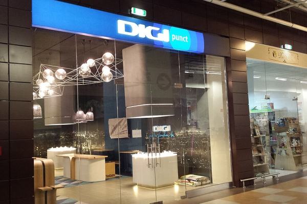Rețea de magazine Digi