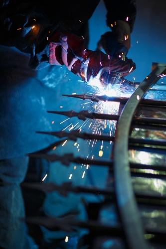 Productie porti metalice