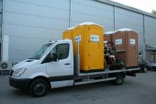 Întreținere și transport toalete ecologice