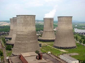 Lucrari termocentrale Rovinari