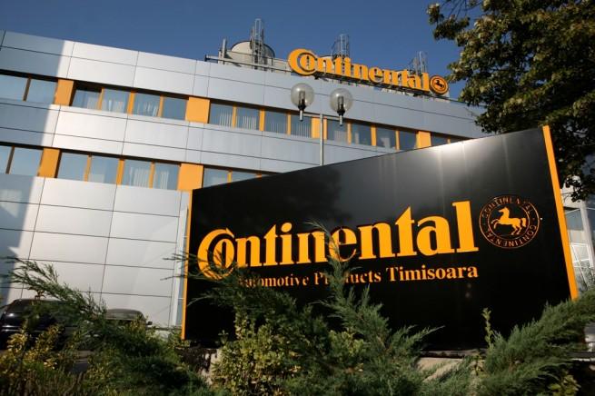 Lucrari fabrica de anvelope Continental Timisoara