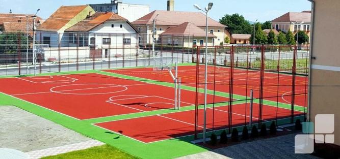 Sport Outdoor Școala Prejmer Brașov
