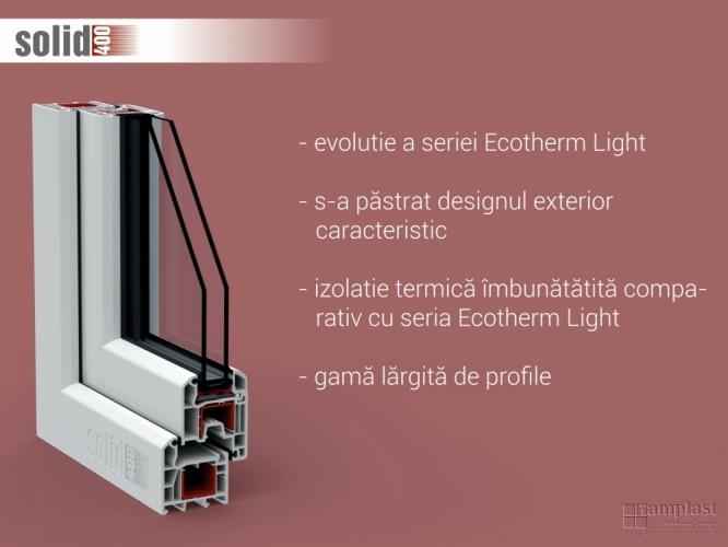 Garnituri de etanșare profile PVC