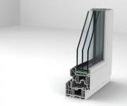 Profile PVC Ultratherm