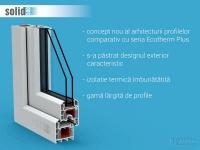 Profile PVC Solid 500