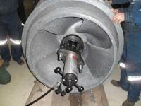 Montaj/ Reparatii  Pompe cu Rotor de Ceramică pentru Apă cu Proprietăți Corozive