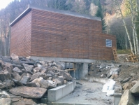 Proiectare Centrala hidroelectrica MHC Toplita
