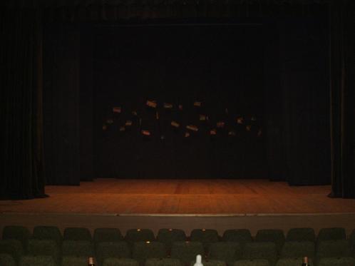 Amenajare teatre, cinematografe