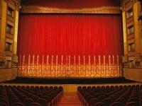 Cortină sală de spectacol
