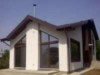 Casa termoizolata