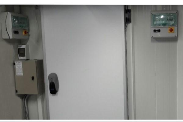Execuție camere frigorifice