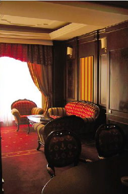 Renovare hotel Belvedere Braila