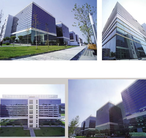 West Gate Business Park Bucuresti