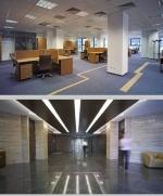 West Gate Business Center interior