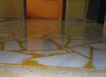 Pardoseală din mozaic venețian