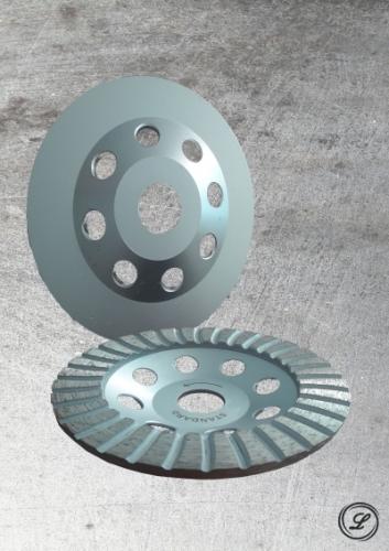 Disc pentru slefuit beton