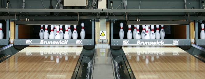Piste de bowling