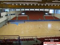 Sală de basket, Transilvania, Sibiu