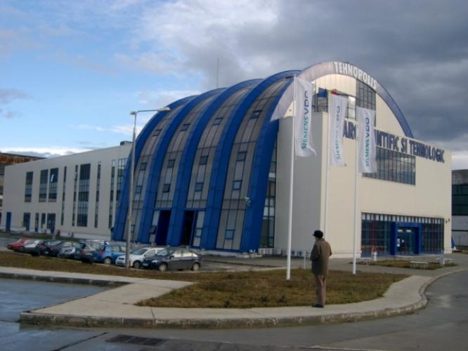 Proiectare parc științific Tehnopolis Iași