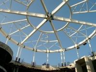 Proiectare structuri de rezistență cupole Plaza Mall București