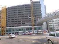 Parking Pieptanari- pasarelă legatură City Mall