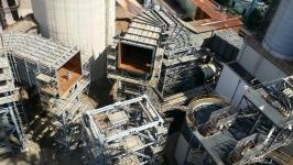 Proiectare structuri metalice instalații Centrala Electrică Craiova II