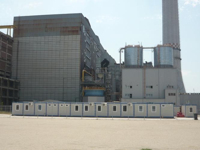 Containere lucrare de referință