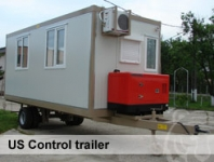 US control trailer