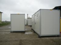 Containere sanitare lucrare de referință
