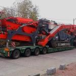 Transport utilaje și echipamente