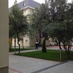 Amenajare campus universitar
