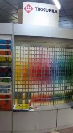 Paleta de culori TIKKURILA
