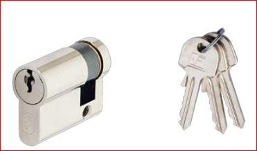 Semicilindri de siguranță din alamă (Europrofil)