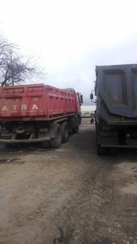 Transport agregate